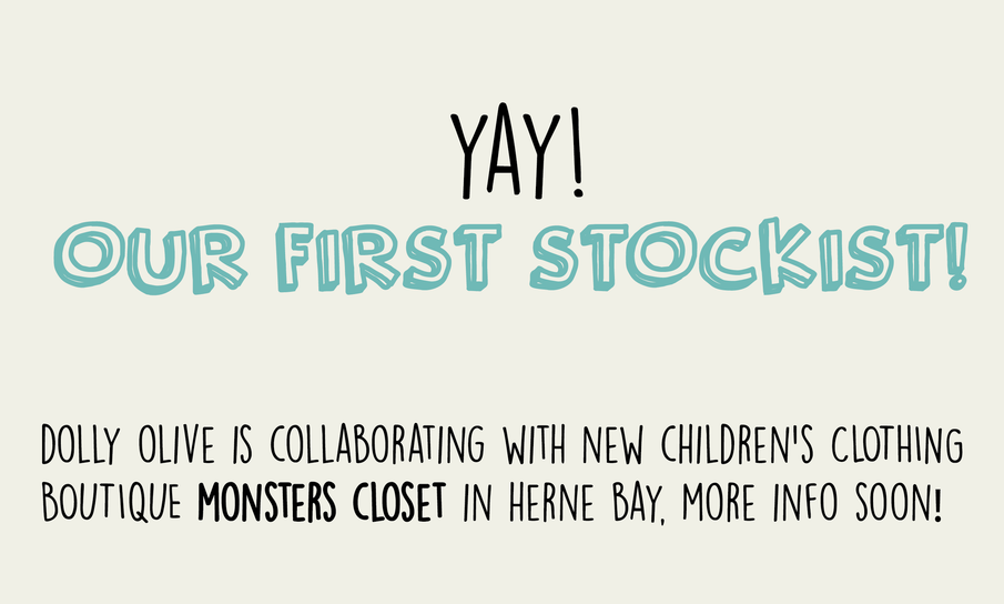 We have our first stockist!