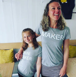 Maker & Mini Maker Tees