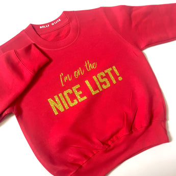 Naughty or Nice Jumper