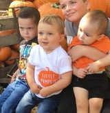 Little Pumpkin Toddler Tee