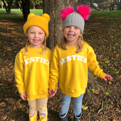 'Besties' Sweatshirt