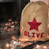 Personalised Jute Sack