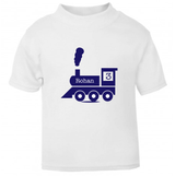 Personalised Train Tee