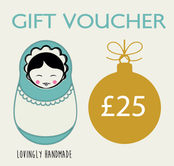 Dolly Olive Gift Voucher