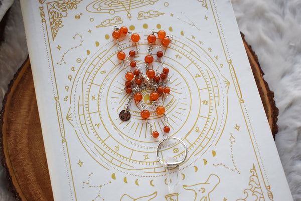 Abalone Heart Silver Soldered Mini Hoop Earrings {A}