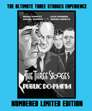 Blu-ray: The Three Stooges in Public Do-Mania