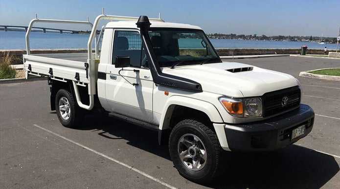 79 Series Land Cruiser Upgrade Packages