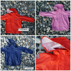 Waterproof Rainjackets
