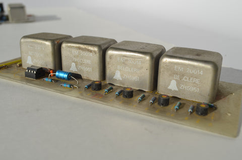 Belclere EM 20014 Input Transformer Used in Neve Consoles