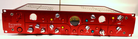 Focusrite Red 7 Excellent Condition