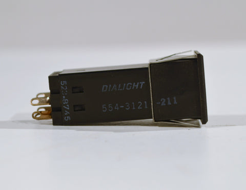 Dialight 554-3121-211 Push Button Switches