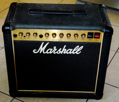 MARSHALL 4302 HYBRID TUBE AMPLIFIER