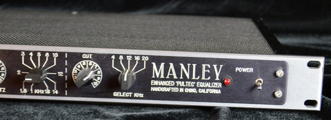 Manley Enhanced Pultec Equalizer