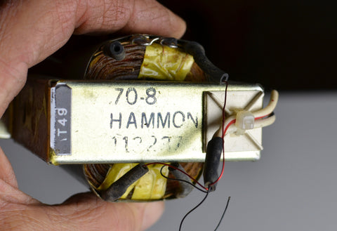 Hammond Industries 70-8 output transformer Ward Beck