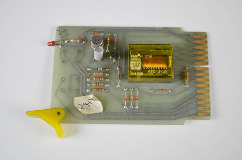 Api Relay card  type 2046-637