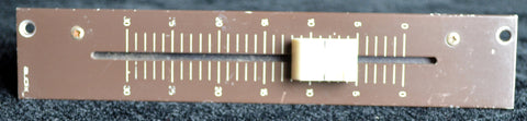 Audix Brown P&G 1520 Faders