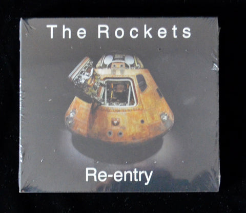 "The Rockets ""Re-entry"" CD"