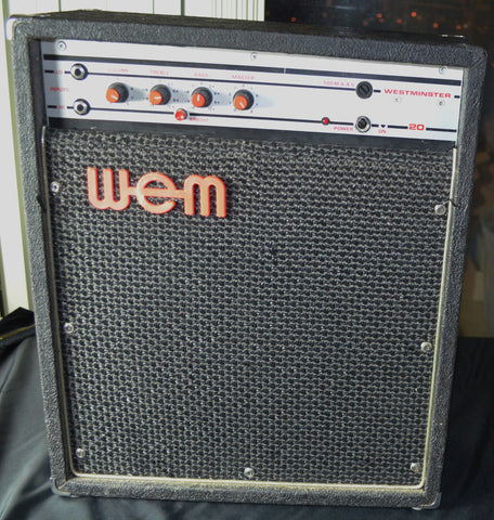 WEM Scout Guitar Amplifier