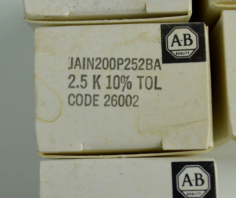 AB 2.5K 10% Pots N.O.S. New In Box Used in Pultecs