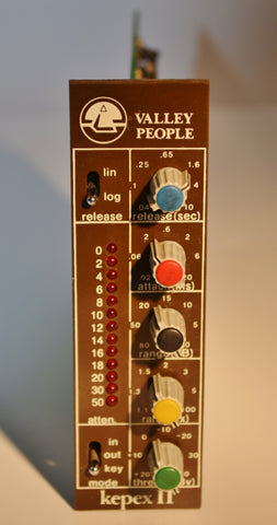 Valley People Keypex 2 Noise gate Module only