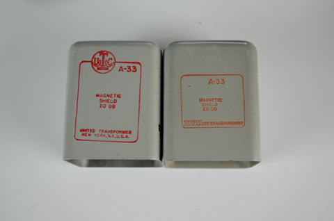 UTC A33 Magnetic Shields