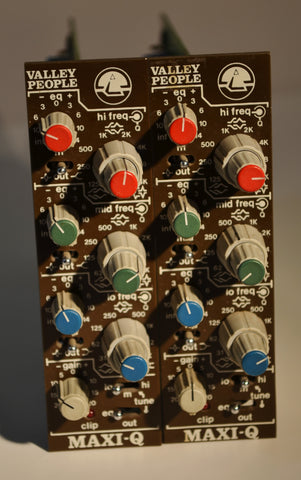 Valley People Maxi Q Equalizer