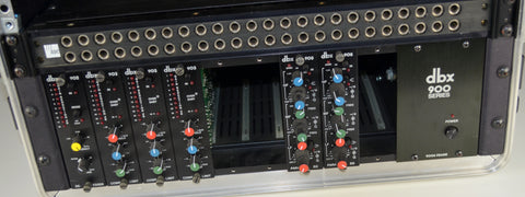 Dbx  900 Series Powered Rack