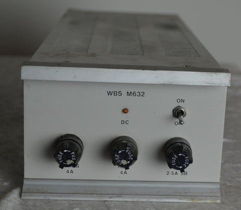 Ward Beck WBS M632 Power Supply