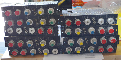 Calrec RL23S Modules as Spares