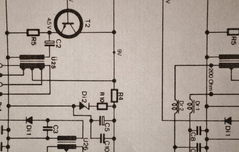 Schematic Akg C28C and N28A