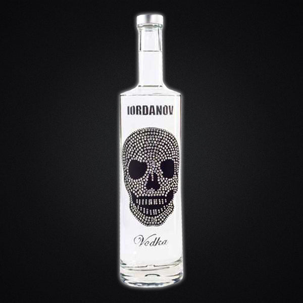 IORDANOV Vodka 70cl - Silver - IORDANOV Vodka UK