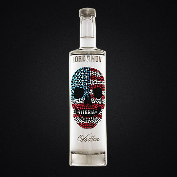 IORDANOV Vodka 70cl - USA Limited Edition - IORDANOV Vodka UK