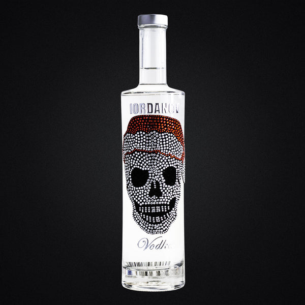 IORDANOV Vodka 70cl - Christmas Santa Limited Edition - IORDANOV Vodka UK