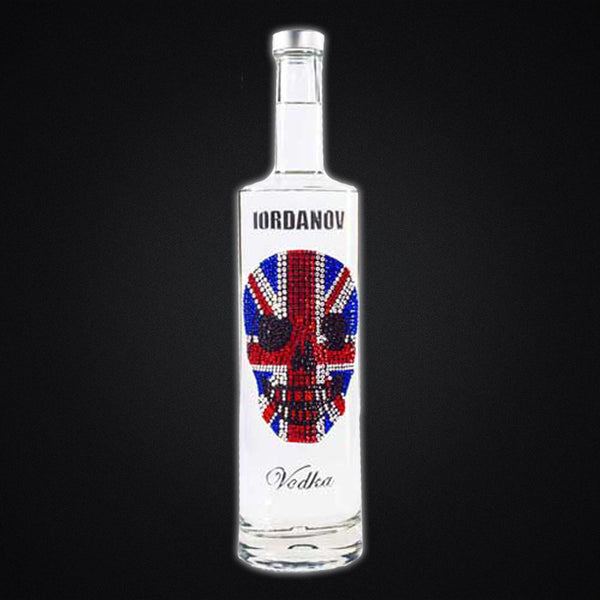 IORDANOV Vodka 70cl - UK Limited Edition - IORDANOV Vodka UK