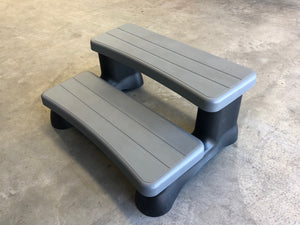 2 Tier Plastic Step
