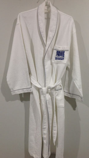 Indoor Outdoor Spas Robe