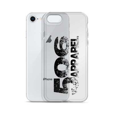 iPhone Case - Black - 506 Apparel