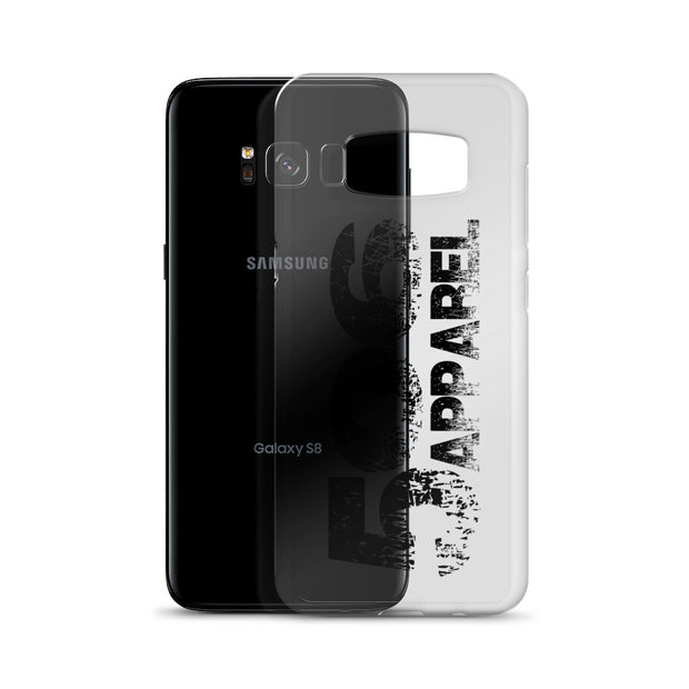 Samsung Case - Black - 506 Apparel