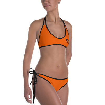 Bikini - Orange - 506 Apparel
