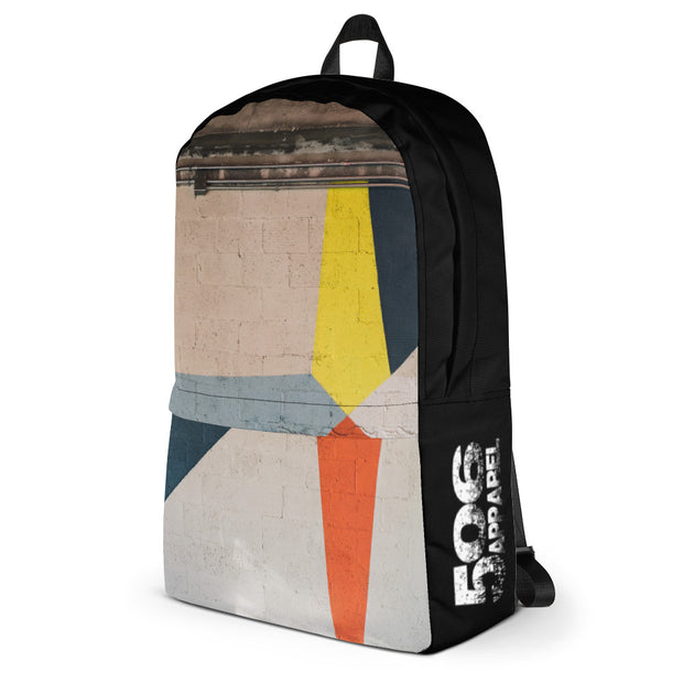 Backpack - Abstract - Multicolor - 506 Apparel