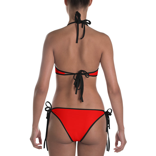 Bikini - Red - 506 Apparel