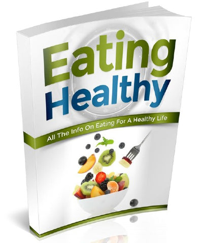 Eating Healthy - Wolf Clan Fitness