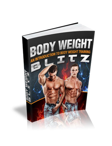 Body Weight Blitz i - Wolf Clan Fitness