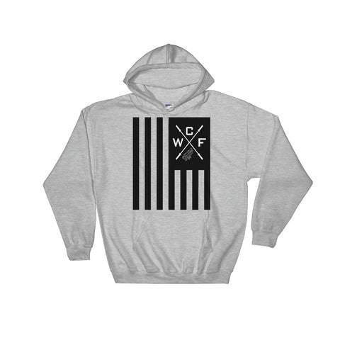 Wolf Nation Hoodie - Wolf Clan Fitness