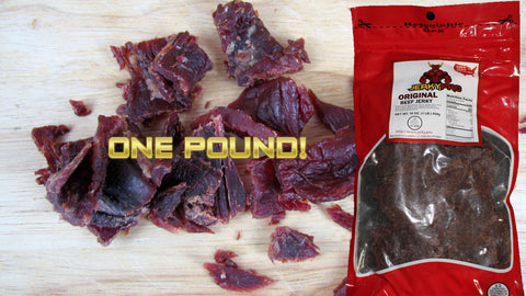 One Pound JerkyPro Original