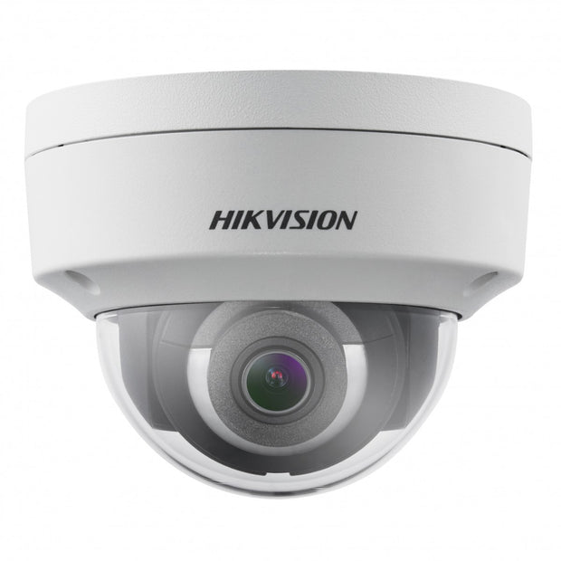 Hikvision 8MP (4K) IR Fixed Dome w/ Audio