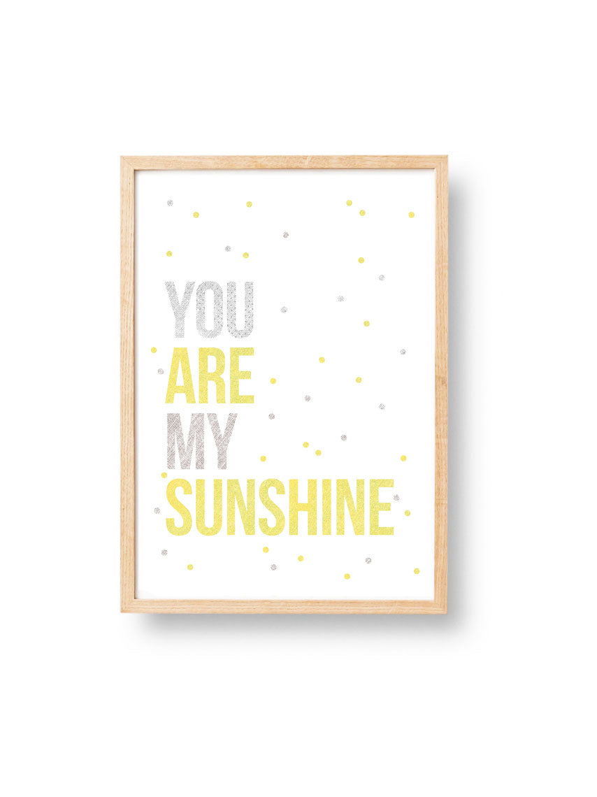 Sunshine | Art Print