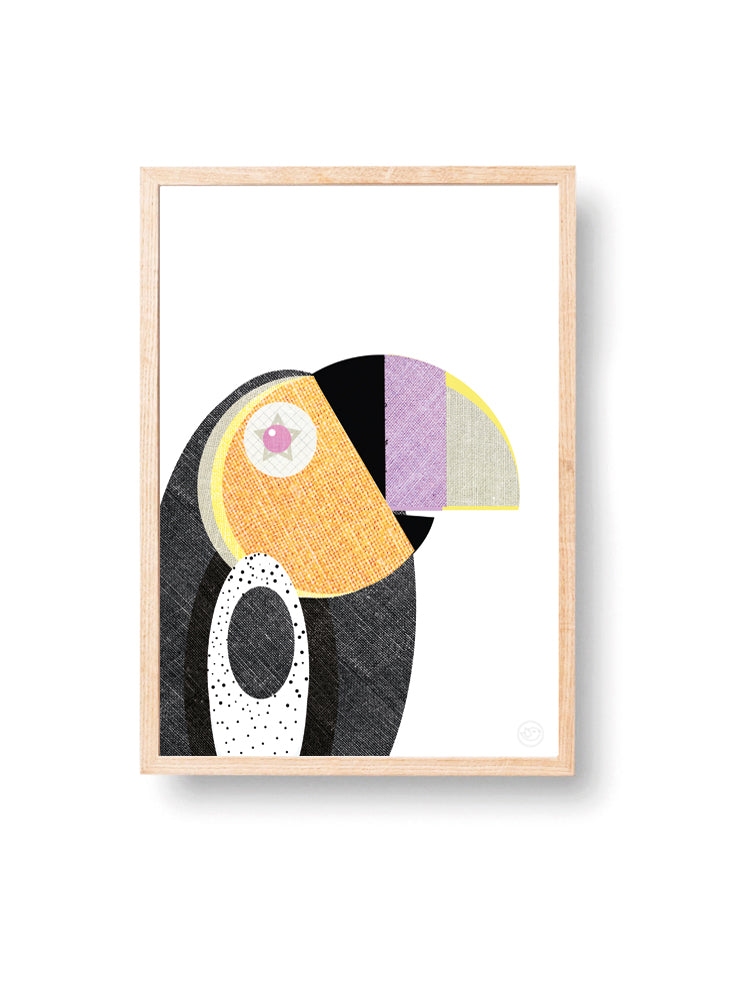Toucan Man | Art Print