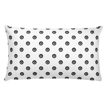 Pretty Rad Medallion Pattern Rectangular Pillow