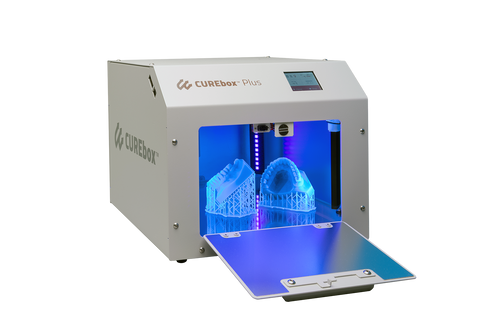 CUREbox Plus UV Post-Cure Chamber